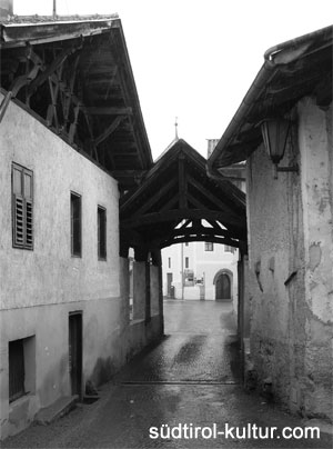 Brücke in Prissian