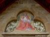 Eingang Pfarrkirche St. Nikolaus Proveis