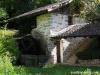 Alte Wassermühle am Dorfeingang von Tiers