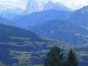 Panorama von 1500m (zum Langkofel)