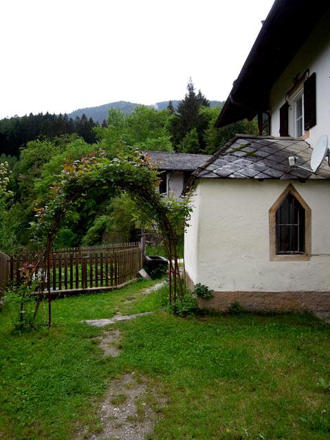 Hauskapelle im Völlanerbadl