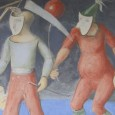 Entlang der Steinmauer der Pfarrkirche in Plaus im Vinschgau (Südtirol), wurde in 18 Szenen der Bilderzyklus, Plauser Totentanz, vom Maler Luis Stefan Stecher erschaffen. 18 Sinnsprüche im schönsten Südtiroler Dialekt, […]